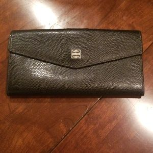 AUTHENTIC VINTAGE GIVENCHY WALLET